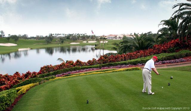 Florida's Best Golf Course 2013, Trump International Golf Club