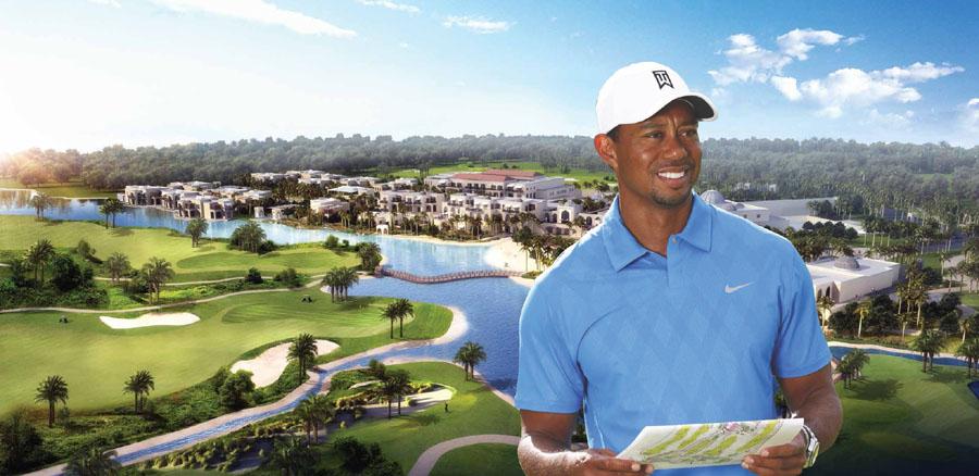 Trump World Golf Club Dubai 18 Hole Championship Golf