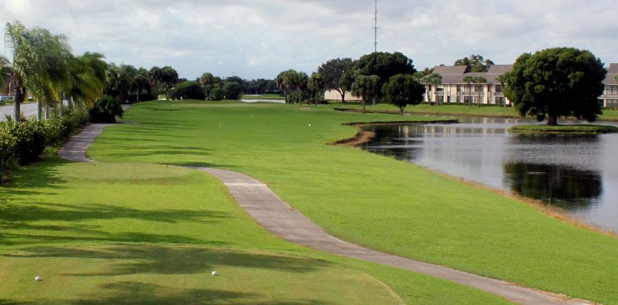 Vista Plantation Golf Course Vero Beach Florida
