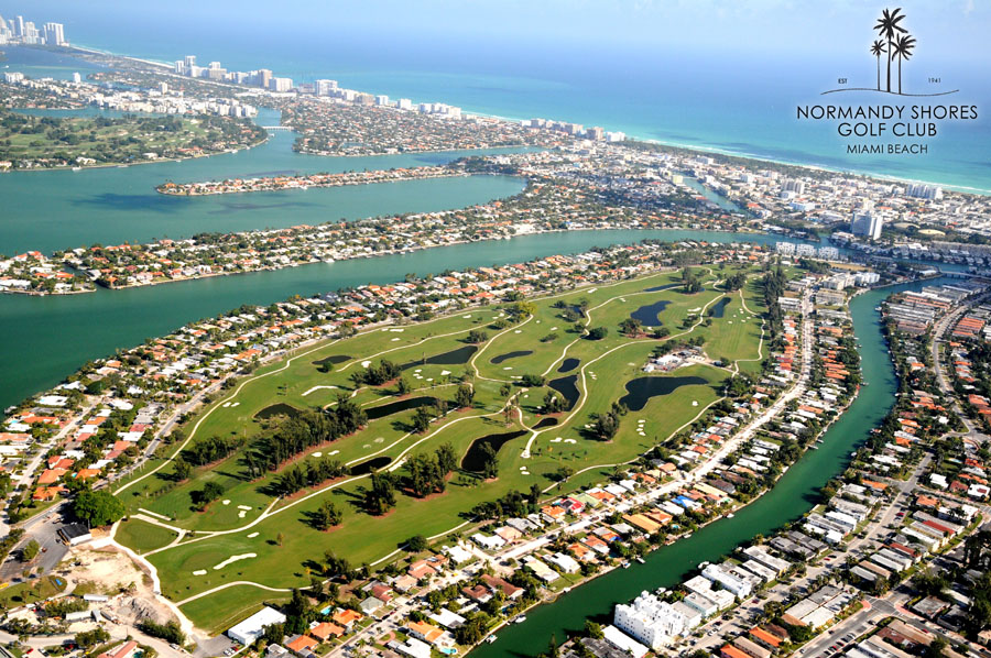 Normandy Shores Golf Club Miami Beach