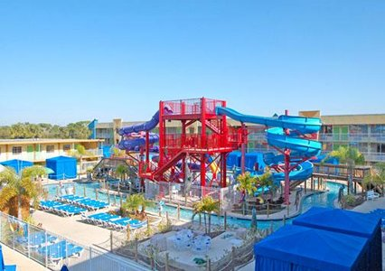 Clarion Resort Waterpark Fl176